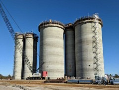 Mountaire Farms Feed Mill and Grain Storage