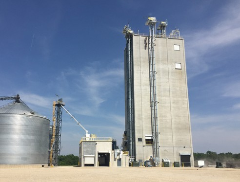 Sinclair Milling Feed Manufacturing Facility