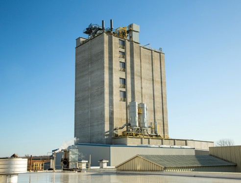 ADM Commercial Feed Mill