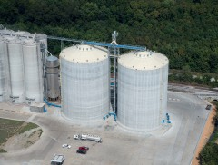 Peco Foods Poultry Feed Mill Renovation/Grain Storage Addition