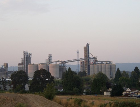 United Grain Terminal Improvement Project